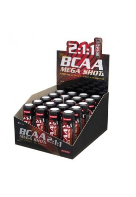 Nutrend BCAA Mega Shot 20X60ml.
