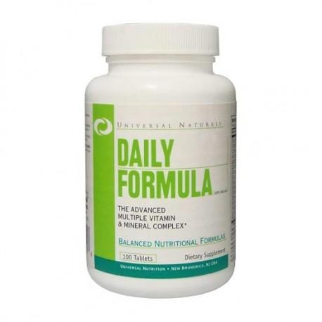 Universal Daily Formula 100 tabs