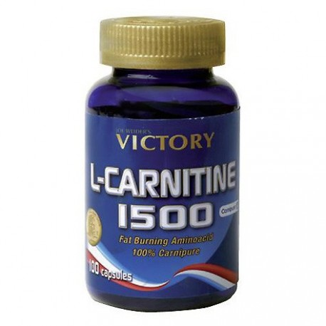 WEIDER VICTORY L Carnitine 1500 100caps.