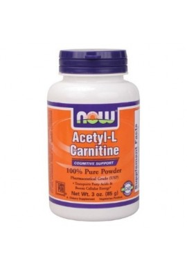 NOW Acetyl-L-Carnitine Powder 85 gr