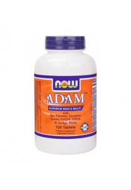 NOW Adam Men's Multivitamins 120 tabs