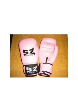 SZ Fighters Боксови ръкавици (Естествена кожа)