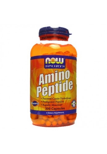 NOW Amino Peptide 300 caps