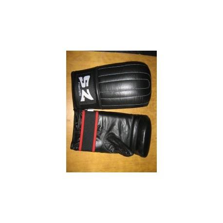 SZ Fighters Уредни ръкавици (Естествена кожа)