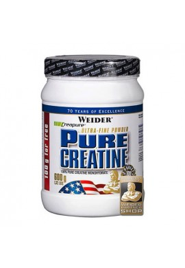 Weider Pure creatine 600gr.