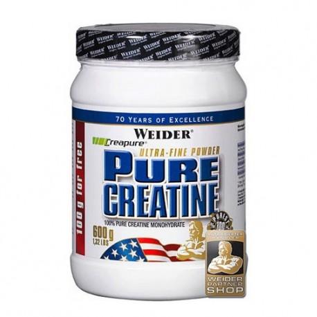 Weider Pure creatine 600gr.