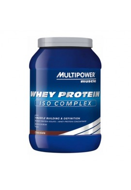 Multipower Whey Protein Iso Complex 750gr.