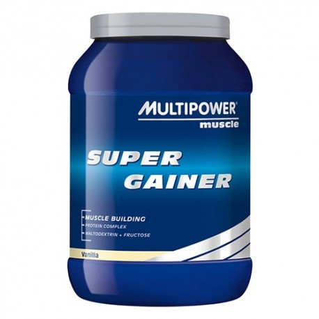 Multipower Supergainer/bags/ 750gr.
