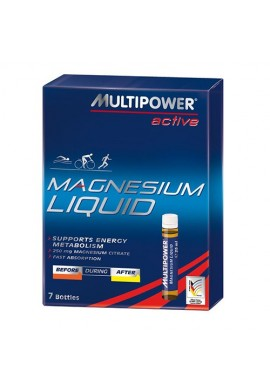 Multipower MAGNESIUM Liquid 7amp.