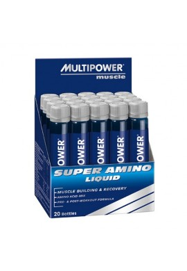 Multipower Super Amino Liquid 20ampoules