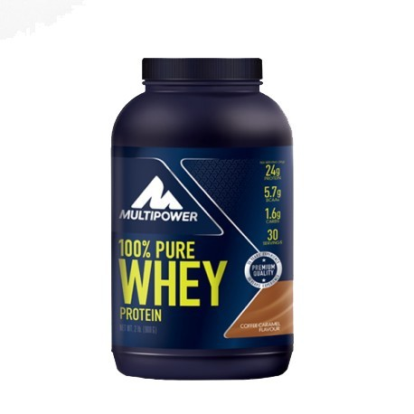 Multipower 100% PURE WHEY PROTEIN 900g