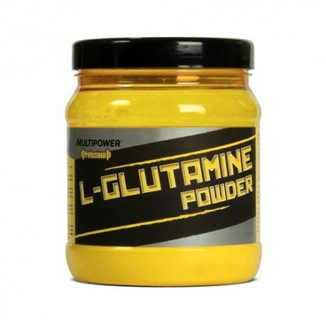 Multipower L-Glutamine powder 300gr.