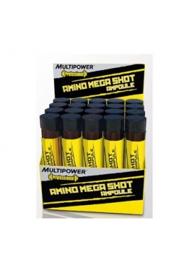 Multipower Amino Mega Shot 20ampoules