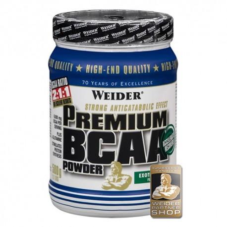 Weider Premium BCAA Powder 500gr.