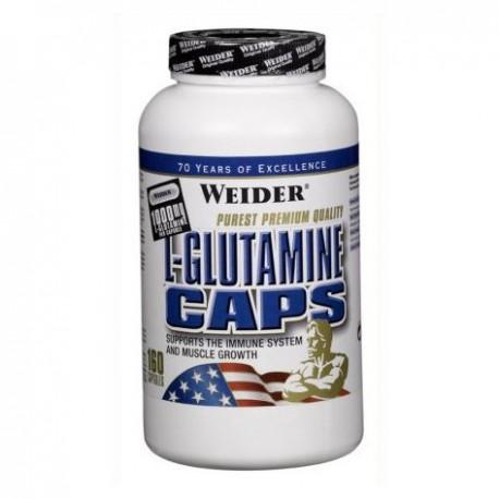 Weider L-Glutamine 160caps.