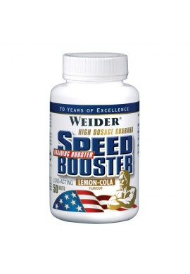 Weider Speed Booster 50tabs.