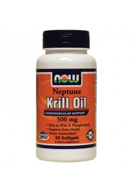 NOW Neptune Krill Oil 60softgels
