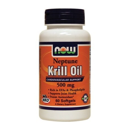 NOW Neptune Krill Oil 60softgels