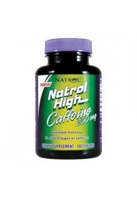 Natrol High Caffeine 200mg. 100tabs.
