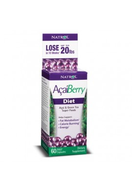 Natrol Acai Berry Diet 60 caps