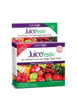 Natrol JuiceFestiv 60+60 caps