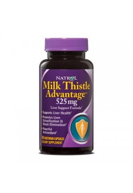 Natrol Milk Thistle Advantage 60caps