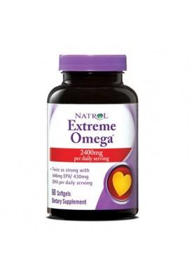 Natrol Extreme Omega 60 sоftgels