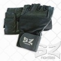 SZ FIGHTERS Gym Gloves With Wrist Protectors