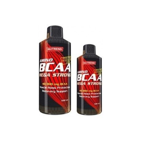 Nutrend BCAA Mega Strong 500 ml.