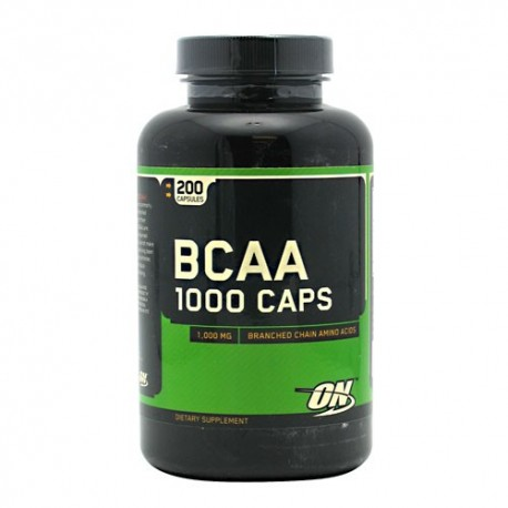 Optimum BCAA 1000 200 caps