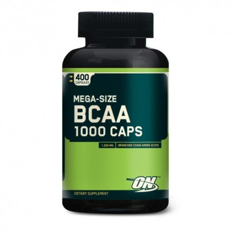 Optimum BCAA 1000 400 caps