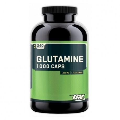 Optimum Glutamine 1000 mg 240 caps