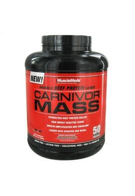 MUSCLEMEDS Carnivor Mass 2.740 kg.