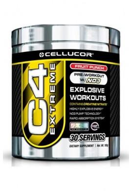 CELLUCOR C4 Extreme 30 servs