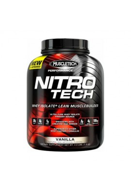 MuscleTech Nitro-Tech Performance Series 4 lb