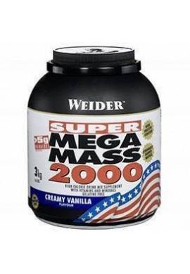 WEIDER MEGA MASS 2000 1.5kg.