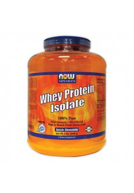NOW Whey Protein Isolate - 2268 gr.