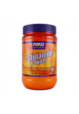 NOW L-Glutamine powder - 170gr.