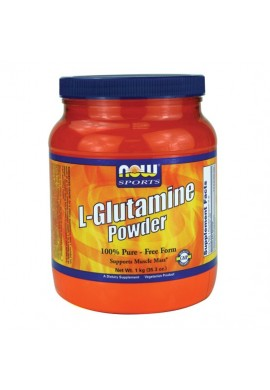 NOW L-Glutamine powder - 1000gr