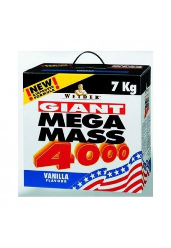 WEIDER MEGA MASS 4000 7kg.