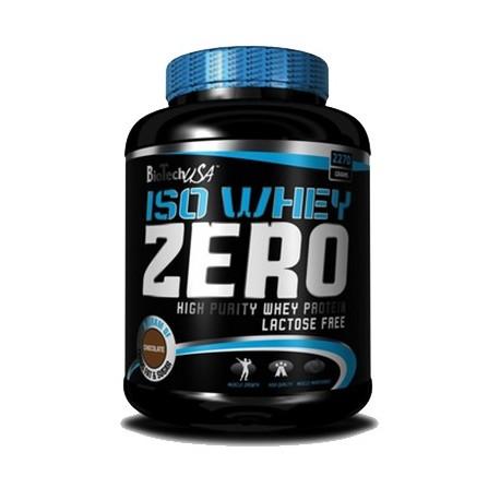 Biotech Iso Whey Zero 2270 gr