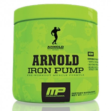 MusclePharm Arnold Iron Pump 30 serv