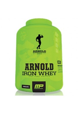 MusclePharm Arnold Iron Whey 2lb