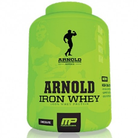 MusclePharm Arnold Iron Whey 5lb