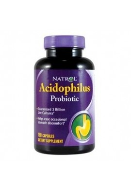 Natrol Acidophilus 100mg 150 caps