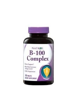 Natrol B-100 Complex 100 tabs