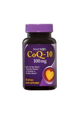 Natrol CoQ-10 100 mg 30 softgel