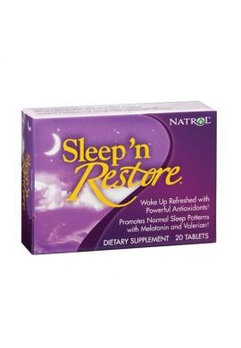 Natrol Sleep N Restore 20 tabs