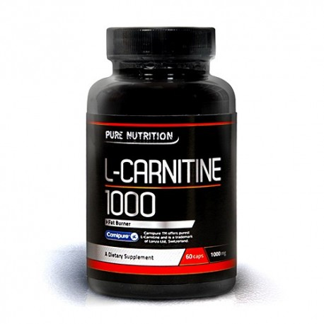 Pure Nutrition Carnitine 1000 mg 60 caps