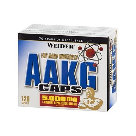 Weider AAKG 120 caps